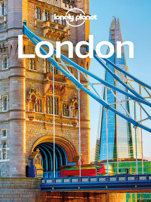 Title details for London Travel Guide by Lonely Planet - Available