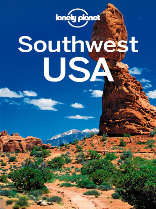 Title details for Southwest USA Travel Guide by Lonely Planet - Wait list