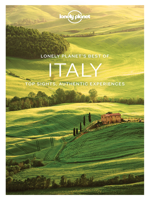 Upplýsingar um Lonely Planet's Best of Italy eftir Lonely Planet - Til útláns