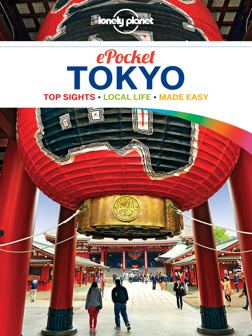 Title details for Pocket Tokyo Travel Guide by Lonely Planet - Available