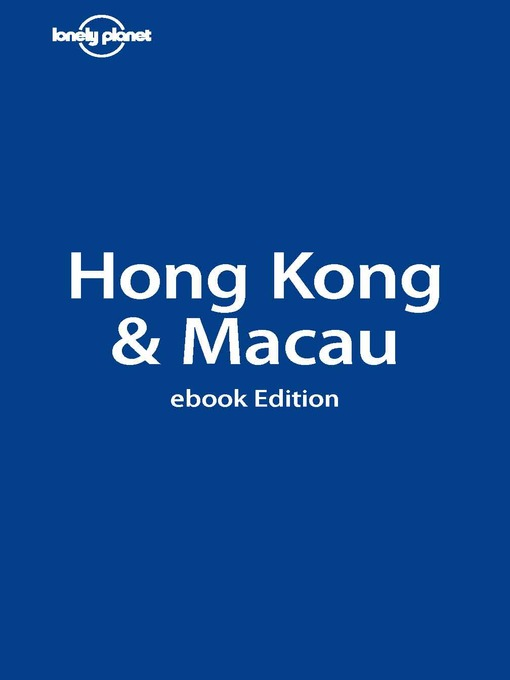 Cover of Hong Kong & Macau