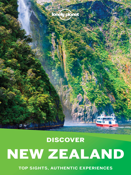 Title details for Lonely Planet Discover New Zealand by Lonely Planet - Available