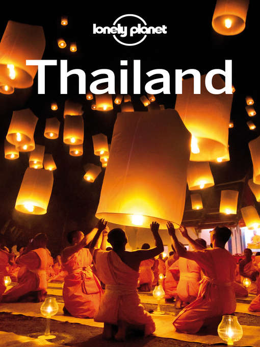Title details for Thailand Travel Guide by Lonely Planet - Wait list