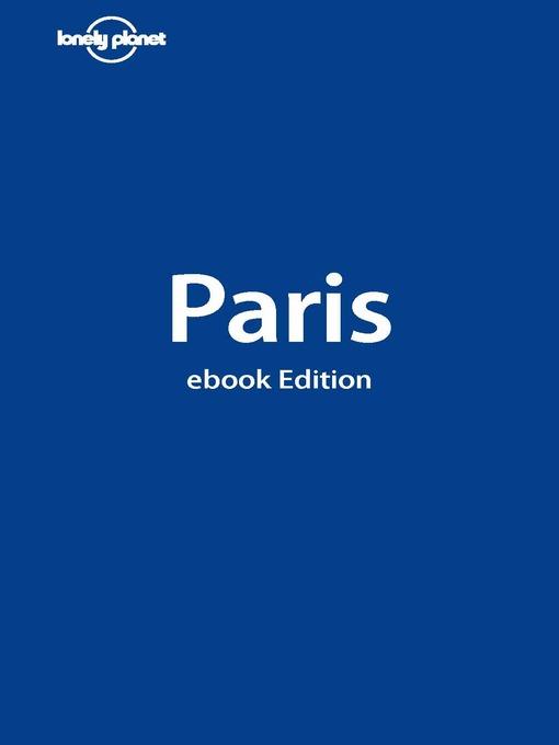 Title details for Paris by Steve Fallon - Available