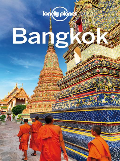 Upplýsingar um Bangkok Travel Guide eftir Lonely Planet - Til útláns