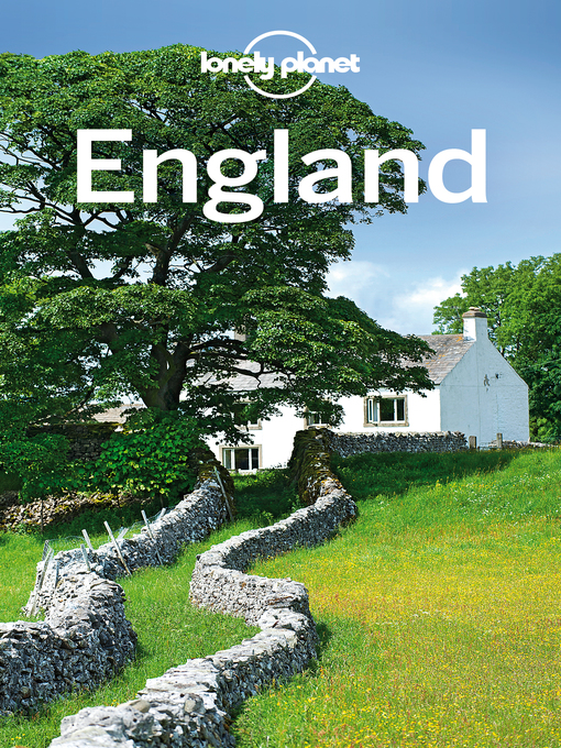 Title details for England Travel Guide by Lonely Planet - Wait list