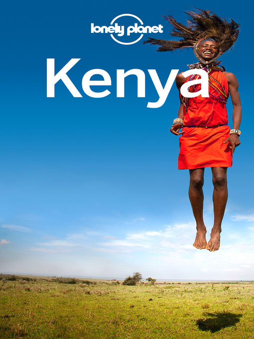 Title details for Kenya Travel Guide by Lonely Planet - Available