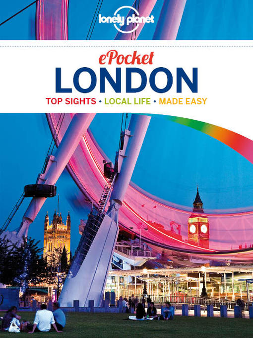 Title details for Pocket London Travel Guide by Lonely Planet - Available