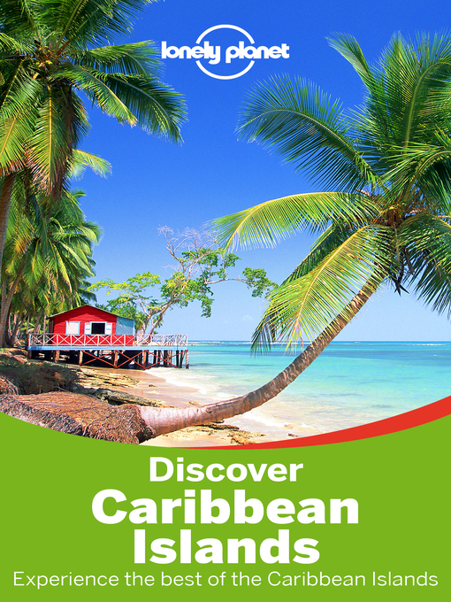 Title details for Discover Caribbean Islands by Lonely Planet - Wait list