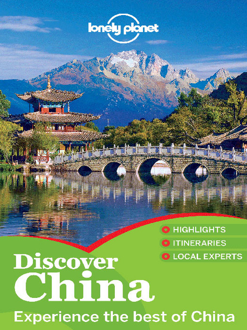Discover China China Travel Guide Book Featuring Beijing, Shanghai and Hong Kong