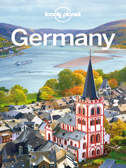 Cover of Germany Travel Guide