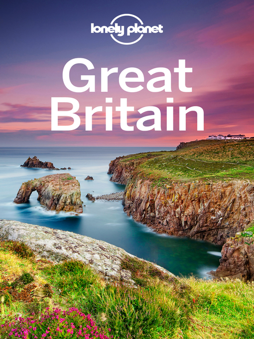 Cover of Great Britain Travel Guide