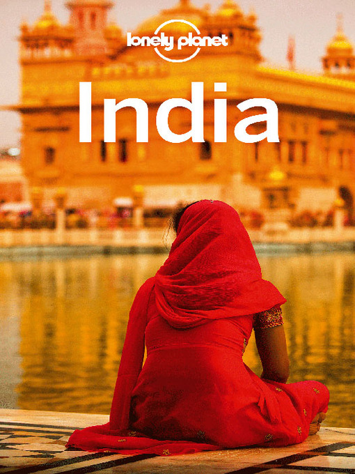 Cover of India Travel Guide