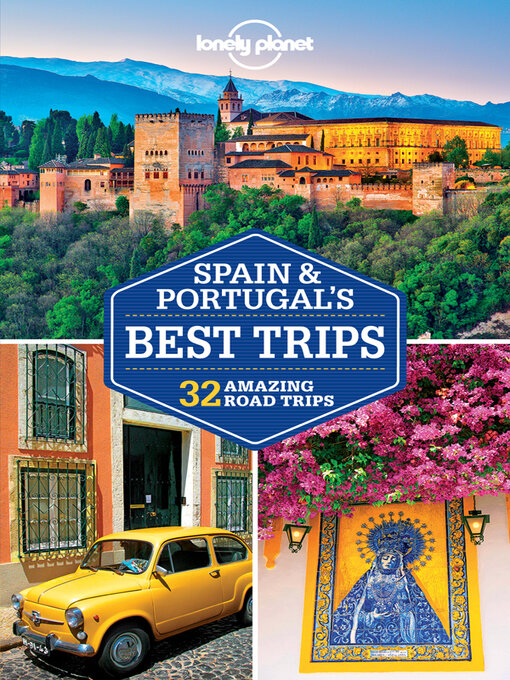 Cover of Spain & Portugal's Best Trips