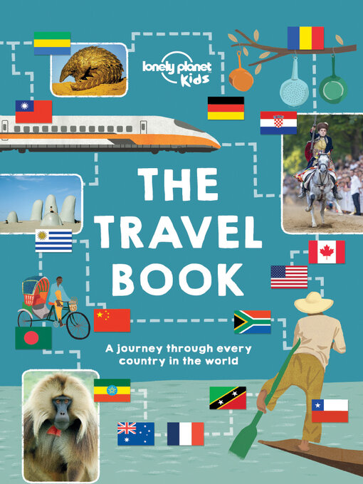 Title details for Lonely Planet's Kids Travel Book by Lonely Planet - Available