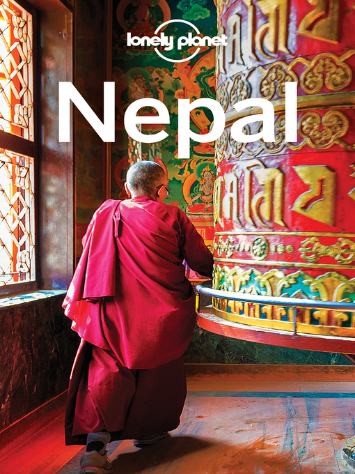 Title details for Nepal Travel Guide by Lonely Planet - Available
