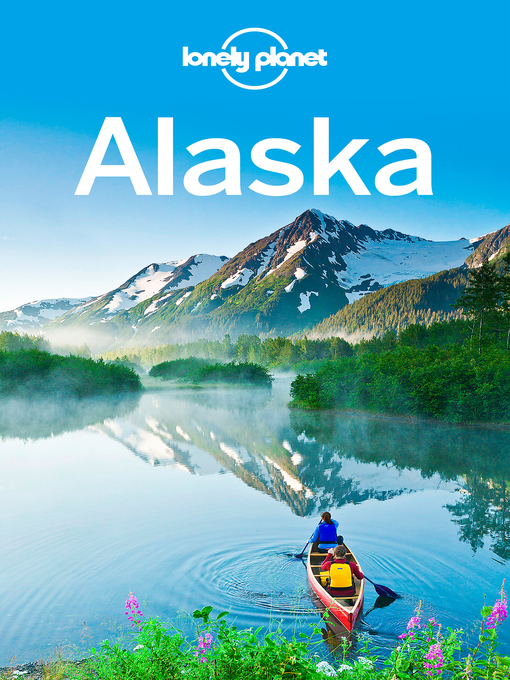 Cover of Alaska Travel Guide