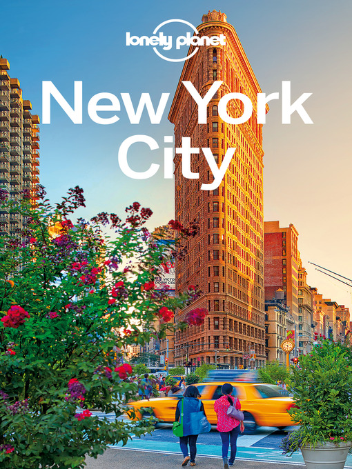 Title details for New York City Travel Guide by Lonely Planet - Wait list