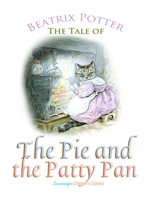 Cover of The Tale of the Pie and the Patty Pan