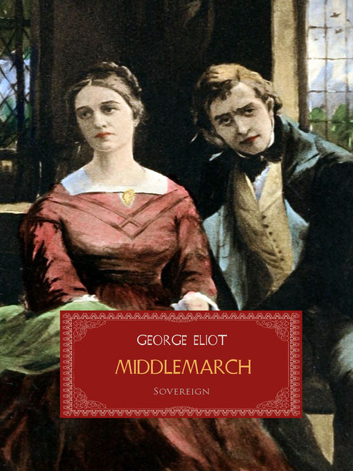 a history of middlemarch in 19th century england