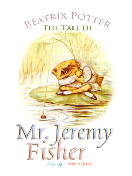 Title details for The Tale of Mr. Jeremy Fisher by Beatrix Potter - Available
