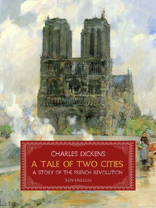 themes of love hate revolution and resurrection in charles dickens a tale of two cities