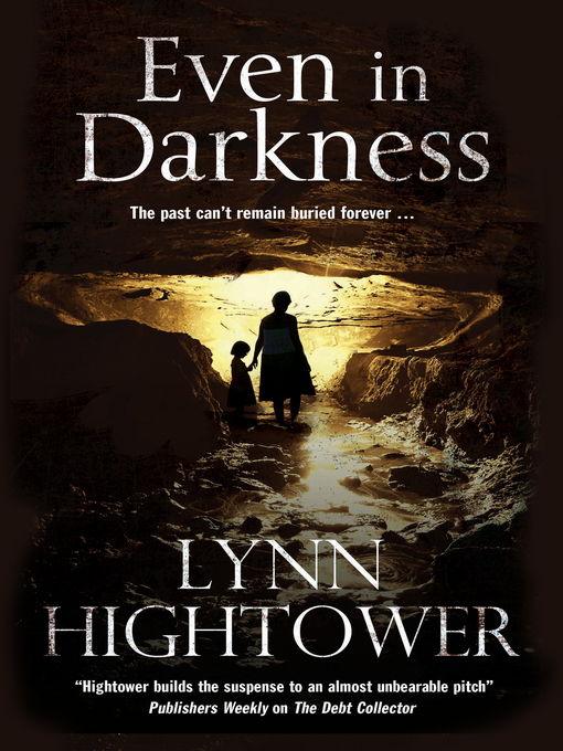 Title details for Even in Darkness by Lynn Hightower - Wait list