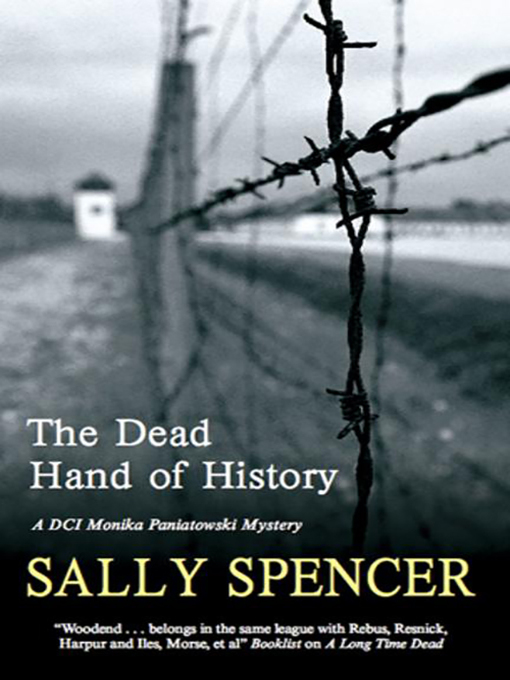 Title details for The Dead Hand of History by Sally Spencer - Available