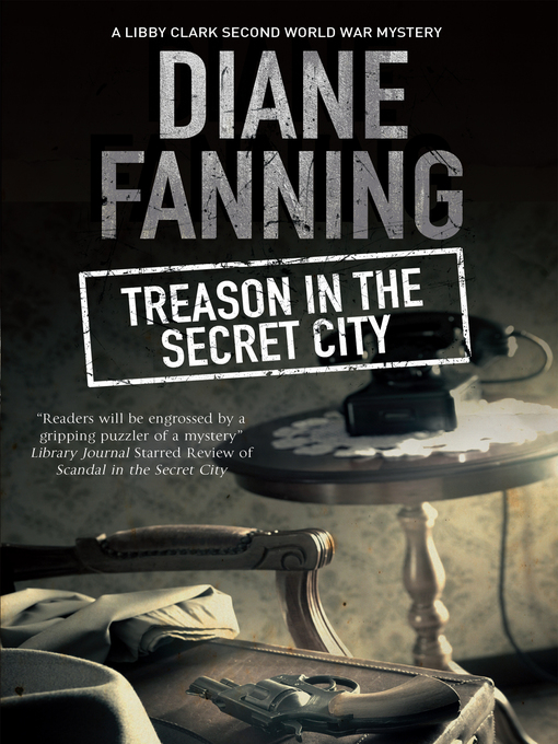 Title details for Treason in the Secret City by Diane Fanning - Wait list