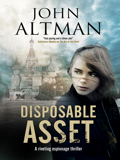 Title details for Disposable Asset by John Altman - Wait list