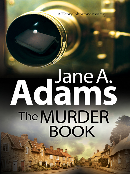 Title details for The Murder Book by Jane A. Adams - Available