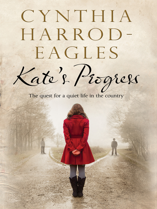 Title details for Kate's Progress by Cynthia Harrod-Eagles - Available