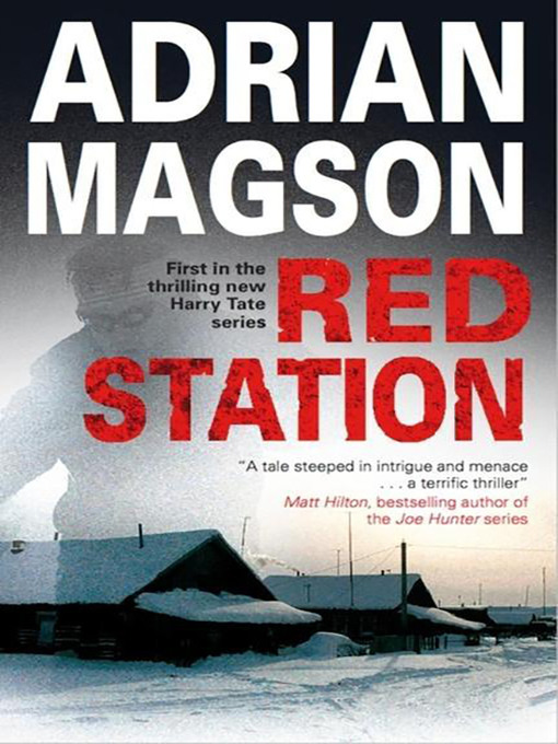 Title details for Red Station by Adrian Magson - Wait list