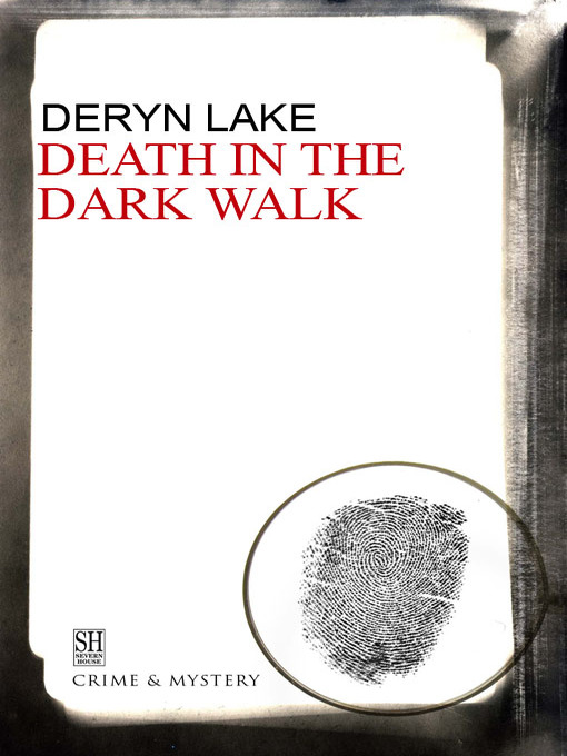 Title details for Death in the Dark Walk by Deryn Lake - Wait list