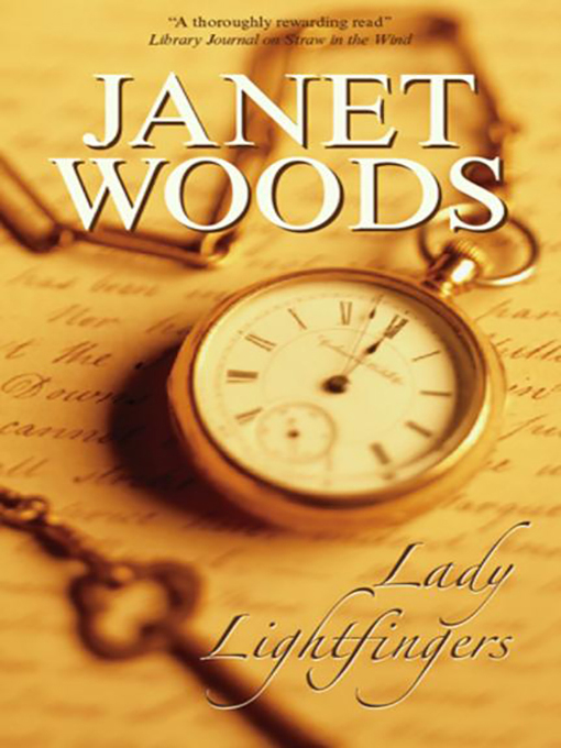 Title details for Lady Lightfingers by Janet Woods - Available