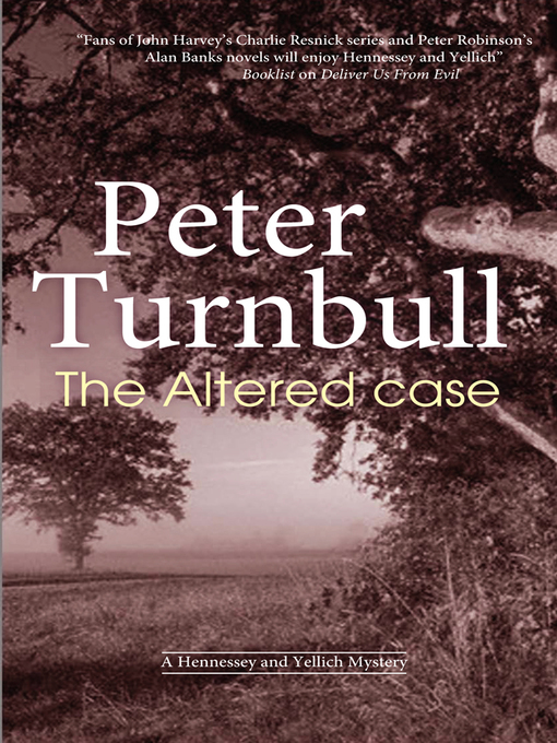 Title details for The Altered Case by Peter Turnbull - Available
