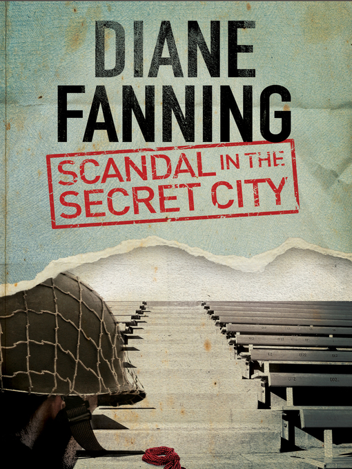 Cover of Scandal in the Secret City