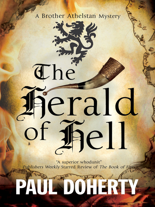 Title details for Herald of Hell by Paul Doherty - Available