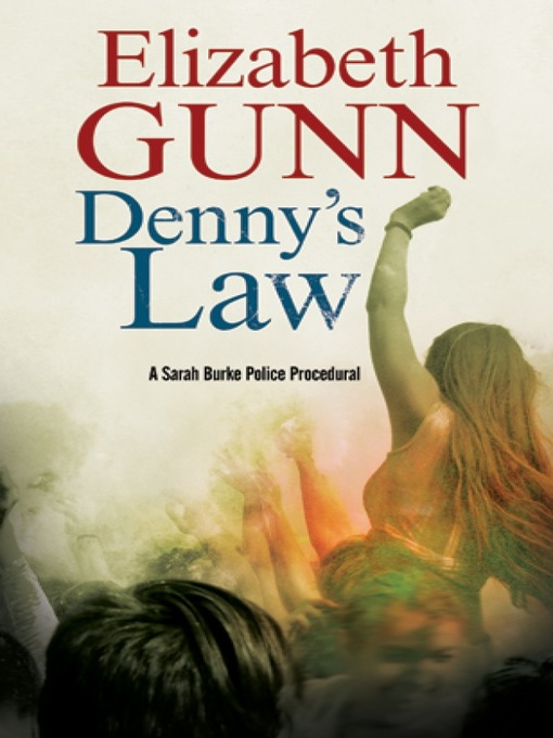 Title details for Denny's Law by Elizabeth Gunn - Wait list