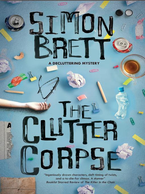 Title details for Clutter Corpse by Simon Brett - Wait list