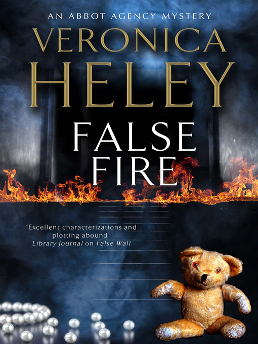 Title details for False Fire by Veronica Heley - Available