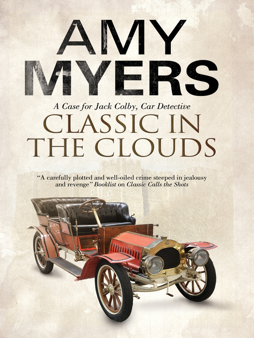 Title details for Classic In the Clouds by Amy Myers - Available