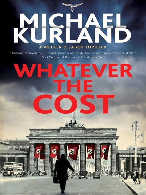 Title details for Whatever the Cost by Michael Kurland - Wait list