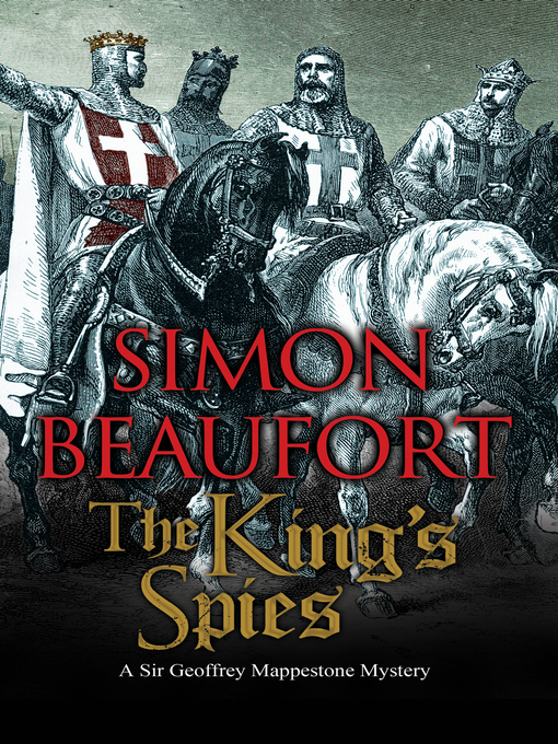 Title details for The King's Spies by Simon Beaufort - Available