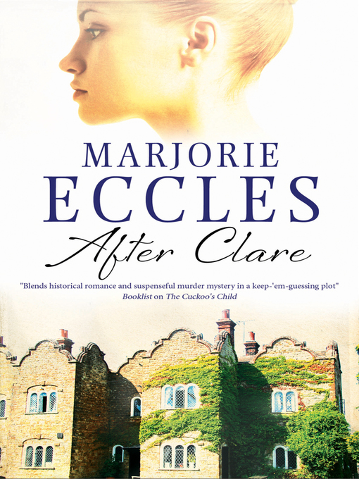Title details for After Clare by Marjorie Eccles - Available