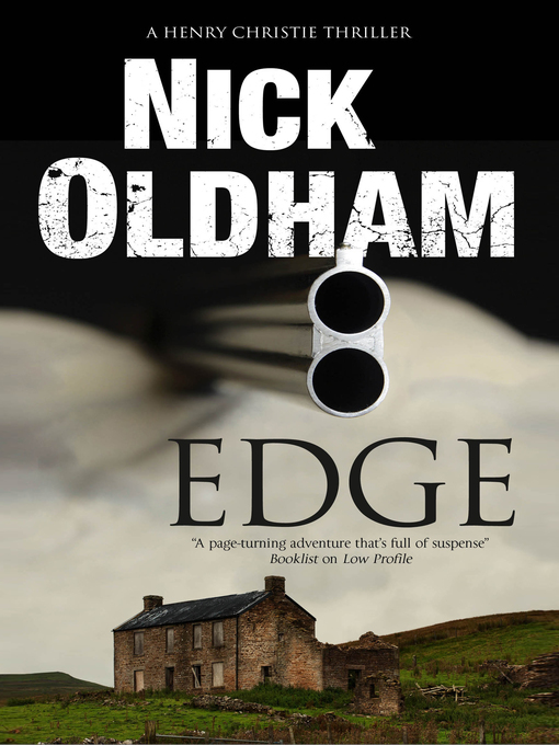 Title details for Edge by Nick Oldham - Wait list