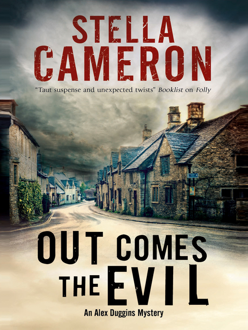Title details for Out Comes the Evil by Stella Cameron - Available