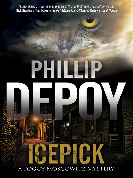 Cover of Icepick