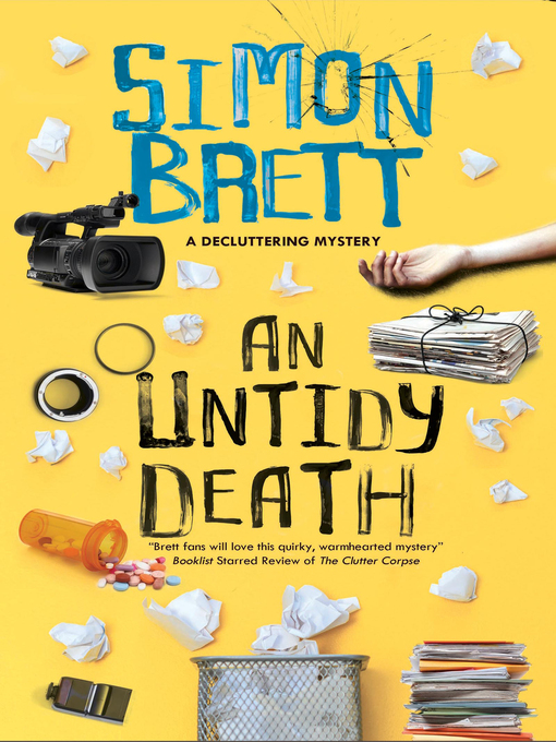 Title details for An Untidy Death by Simon Brett - Wait list