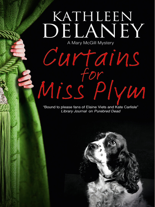 Title details for Curtains for Miss Plym by Kathleen Delaney - Available